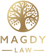 Magdy Law Logo
